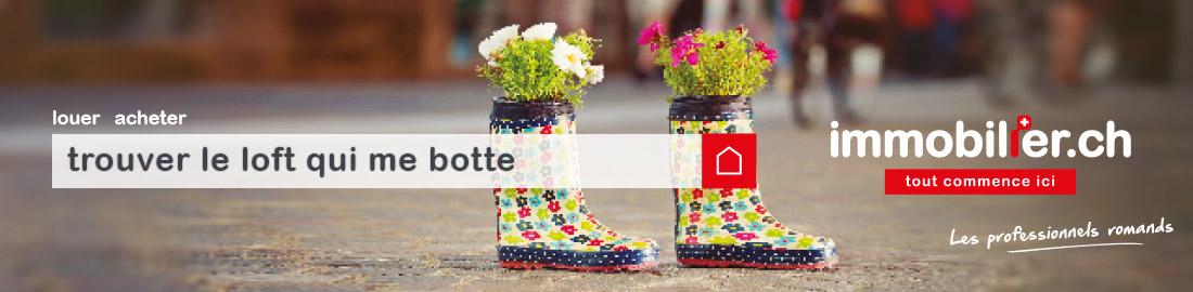 Location et achat immobilier en Suisse Romande avec Immobilier.ch